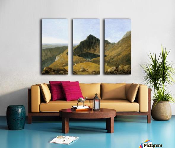 Cader Idris Split Canvas print