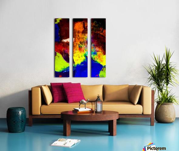 6B4FA385 D3B7 43AE 9B84 E790CD69B01A Split Canvas print