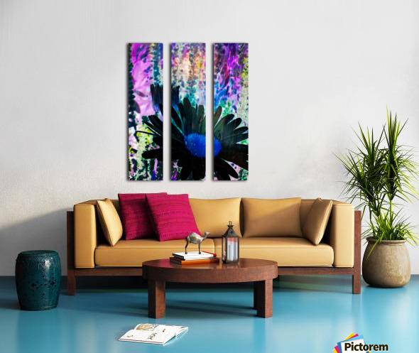 Pranadanda  Split Canvas print