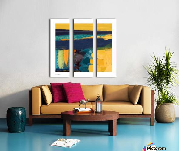 BE0506BF AE5C 4A60 8380 F454ADF2C572 Split Canvas print