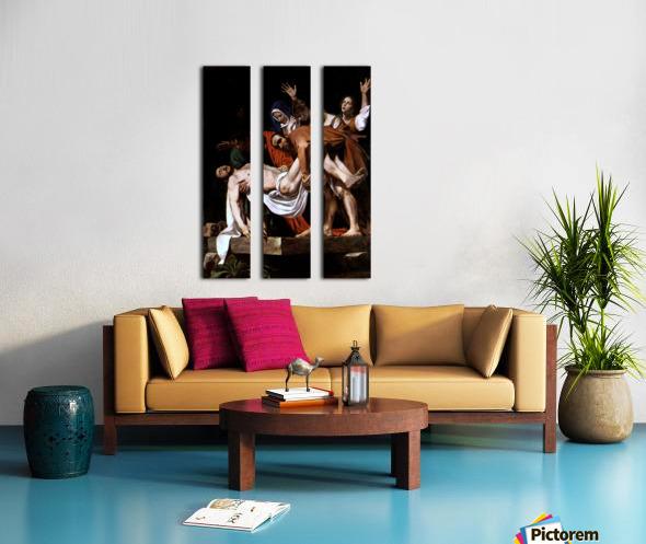 Death of Christ Split Canvas print