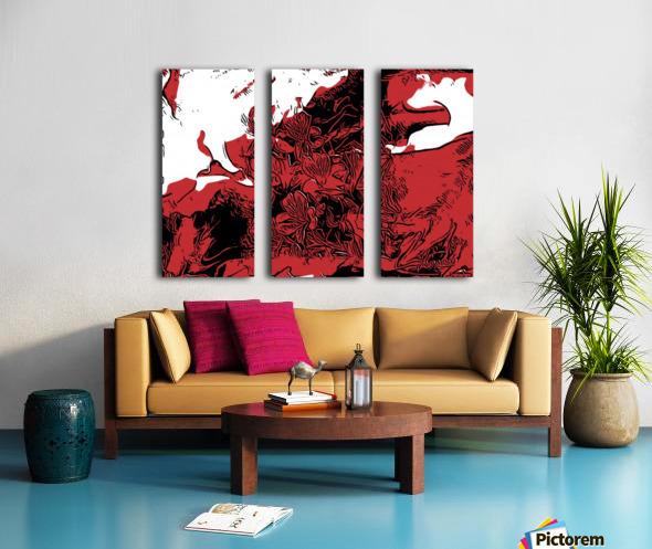 D09A9369 1794 4C87 9835 6236AF2AC9B8 Split Canvas print