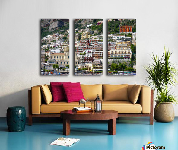 Positano Split Canvas print