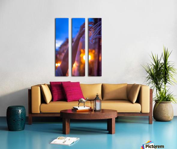 AZY_4615 Split Canvas print