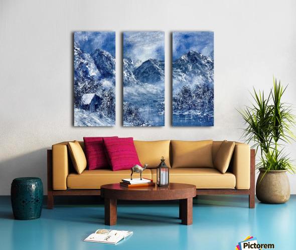 BB3E1687 FB40 4034 9CB1 9B731F150BF0 Split Canvas print