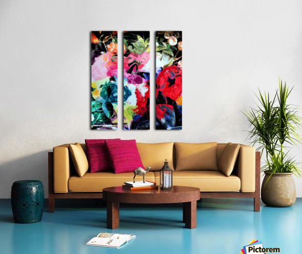 Touched by Nature Split Canvas print