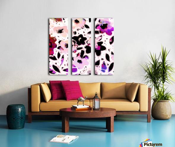 Joyful Offering Split Canvas print