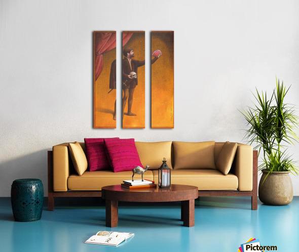 PawelKuczynski38 Split Canvas print