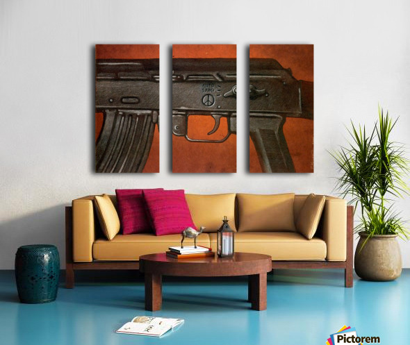 PawelKuczynski47 Split Canvas print