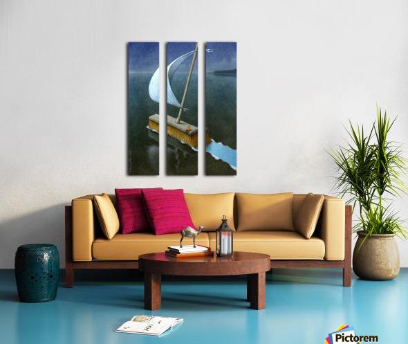 PawelKuczynski50 Split Canvas print