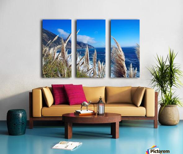 In the wind Split Canvas print