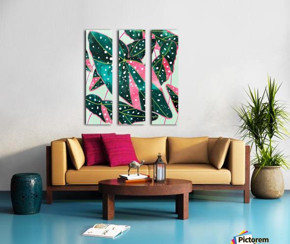 Haripriya Split Canvas print
