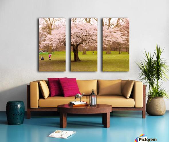 Blossom Tree Split Canvas print