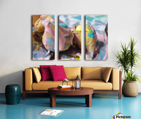 Painted Roses.13 Split Canvas print