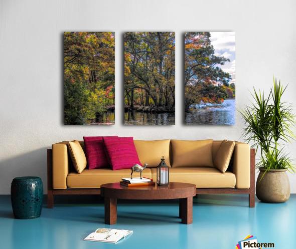 CK5L0858 studio Split Canvas print