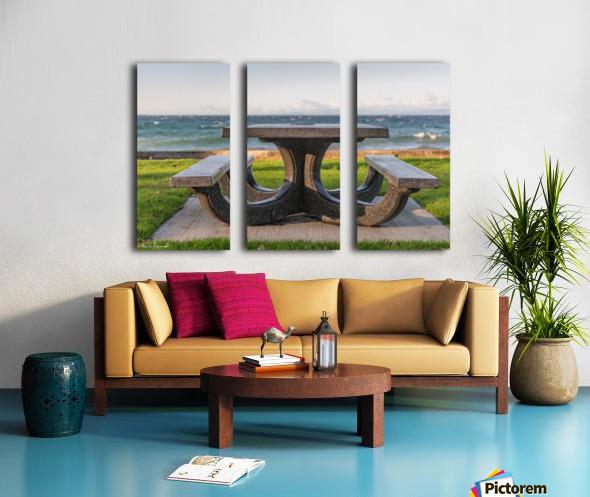 AnchorTable_DSC_7653 Split Canvas print