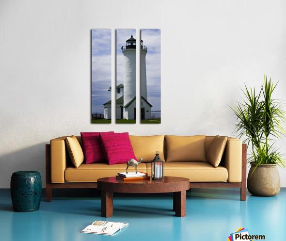 Cape Vincent Lighthouse Split Canvas print