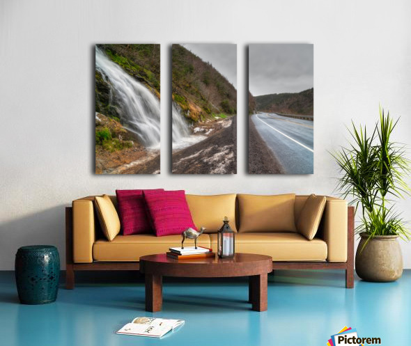 Niagara on the French - CBHNP Split Canvas print