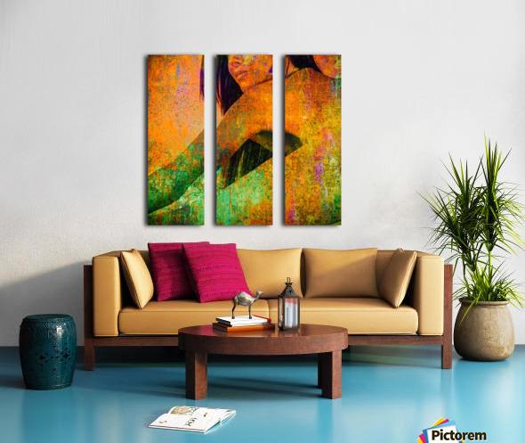 Tara  Split Canvas print