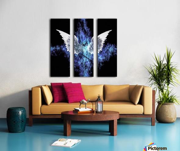 Wings Painting Split Canvas print
