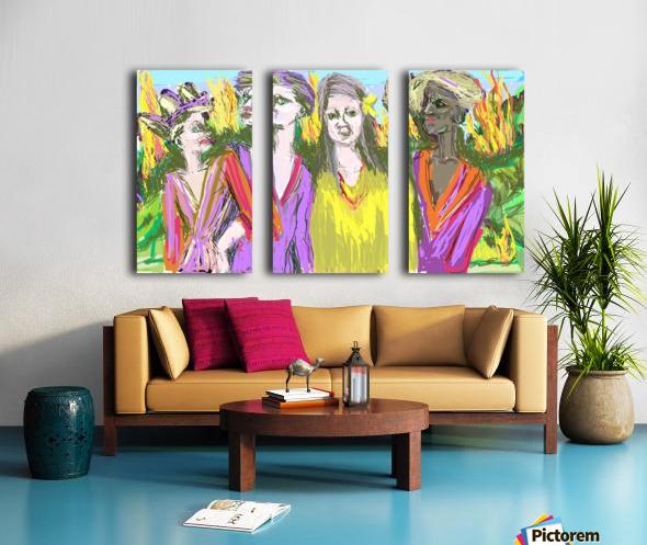 10 26 19a2345Untitled Split Canvas print