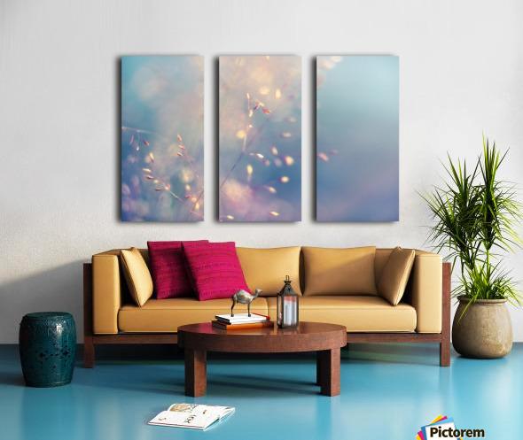 Spikelet Split Canvas print