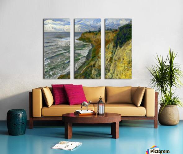 California cove Split Canvas print