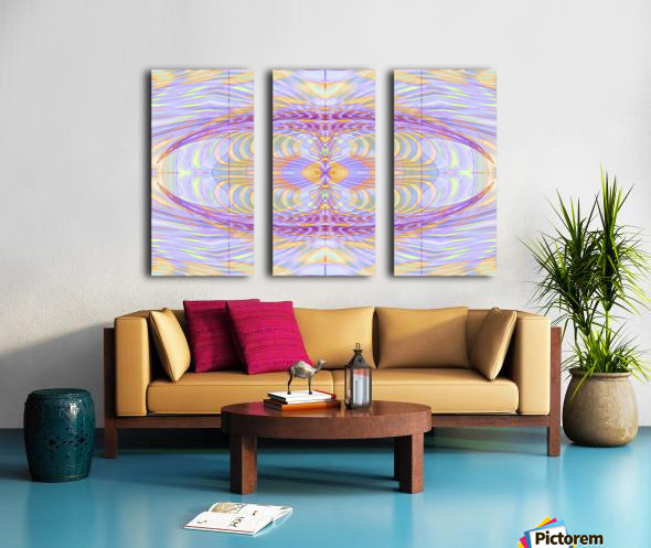 GOLD PROSPECTANCE Split Canvas print