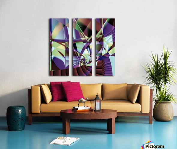 Make_Sail_1 Split Canvas print