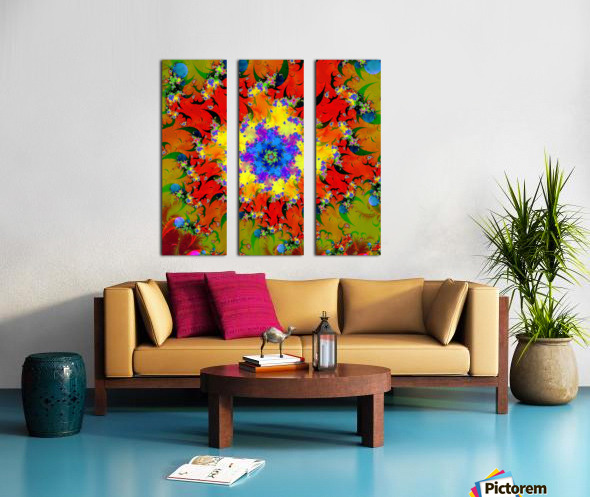 Una_Gota_De_Cielo Split Canvas print