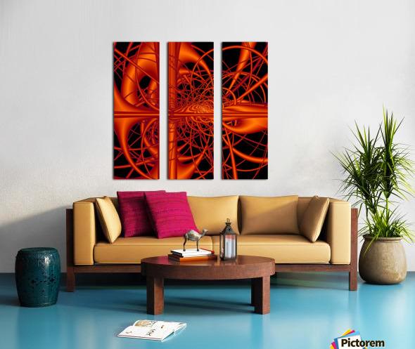Pipe_Dream Split Canvas print