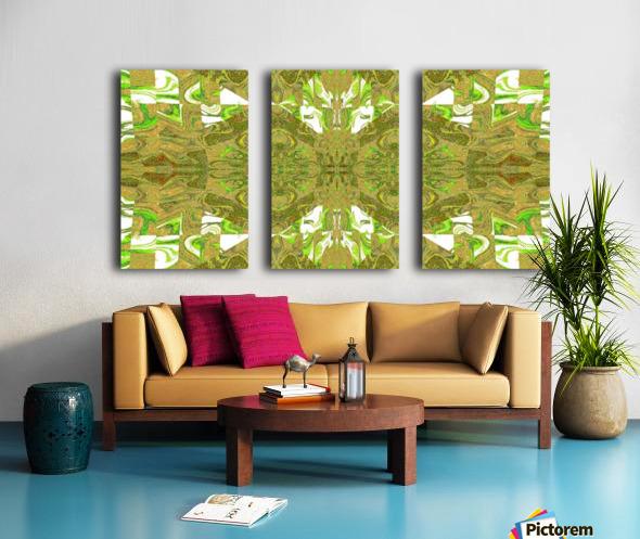 Butterfly in Flight 5 Split Canvas print