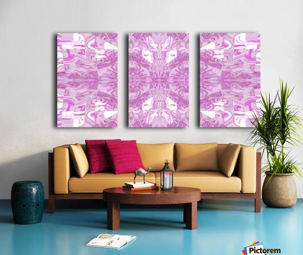 Butterfly in Flight 9 Split Canvas print