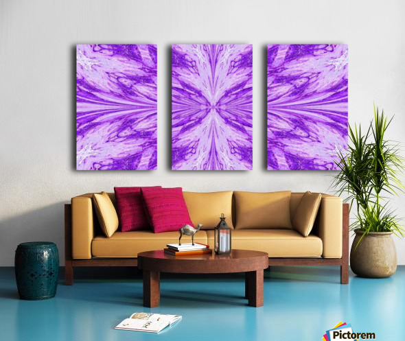 Butterfly in Watercolor 22 Split Canvas print
