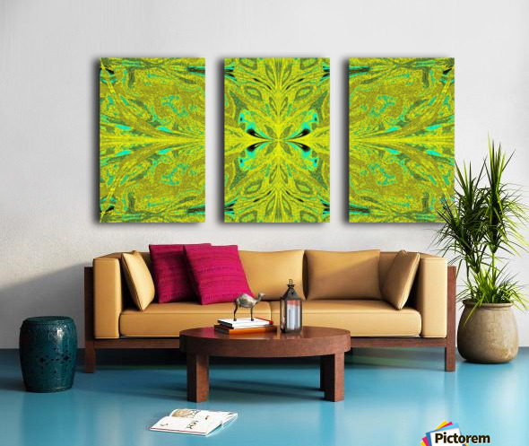 Butterfly of the Wind 4 Split Canvas print