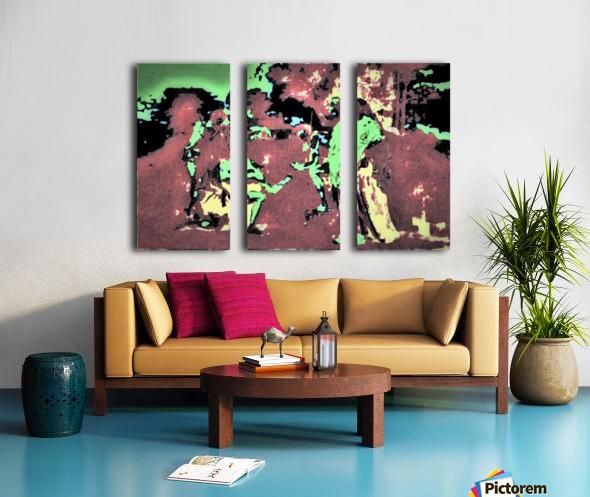 et in arcadia ego 109 Split Canvas print
