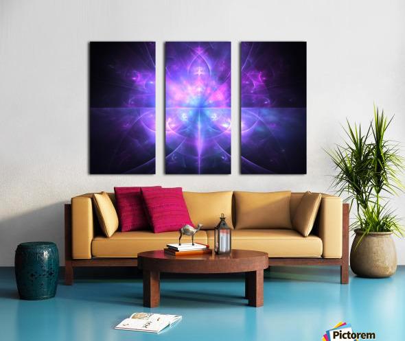 Ace Split Canvas print