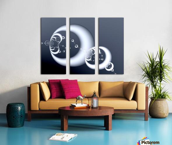 Joyeria_Cosmica_3 Split Canvas print