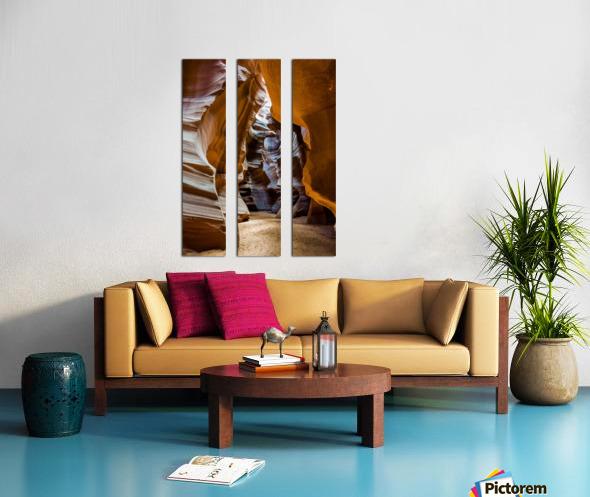 Upper Antelope Canyon 5 Split Canvas print