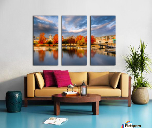 _TEL6435 1 copy 2 Split Canvas print