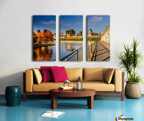 _TEL6493 Split Canvas print