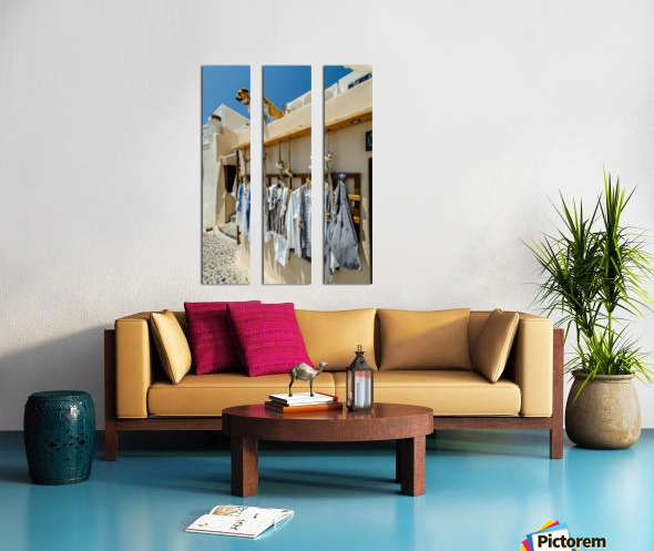 _TEL3999 Split Canvas print
