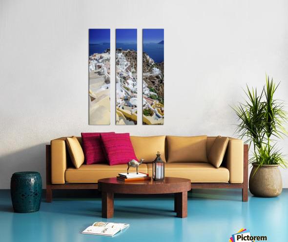 _TEL4087 Split Canvas print