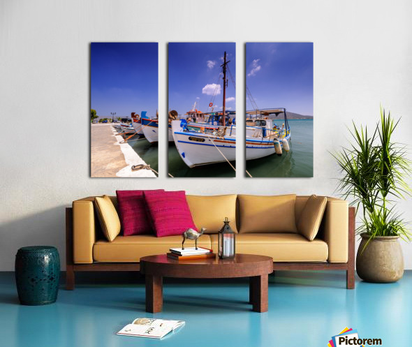 _TEL3843 Split Canvas print