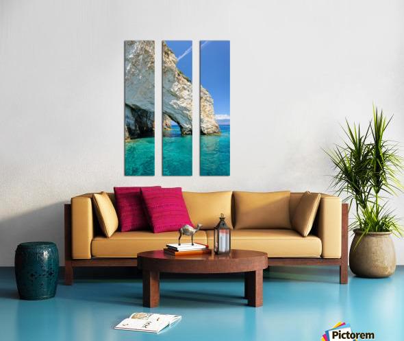 _TEL3325 Split Canvas print