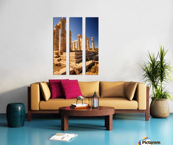 _TEL2951 Split Canvas print