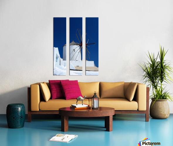 _TEL4061 Split Canvas print