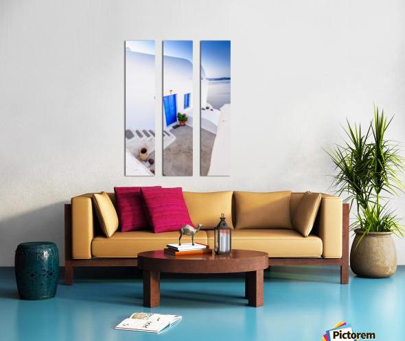 _TEL4429 Split Canvas print