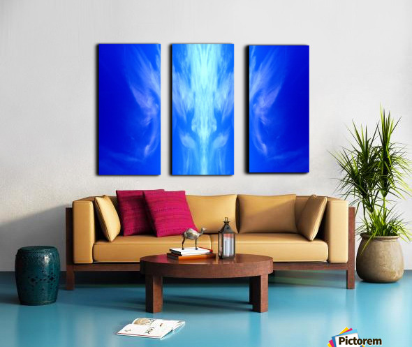 nube 54 Split Canvas print