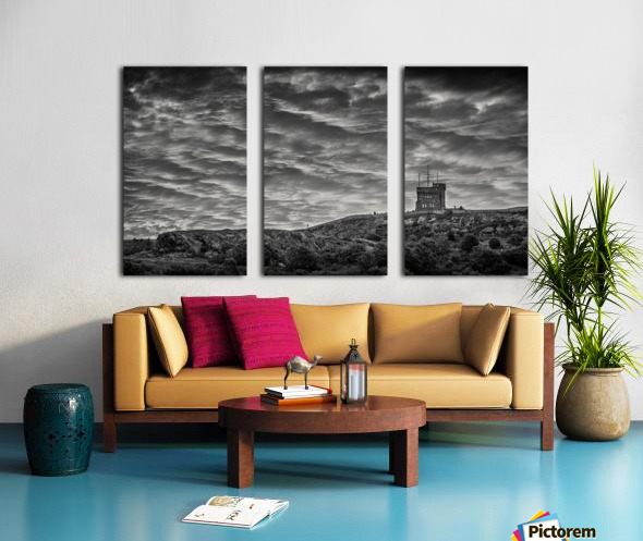 Amazing Skies Split Canvas print